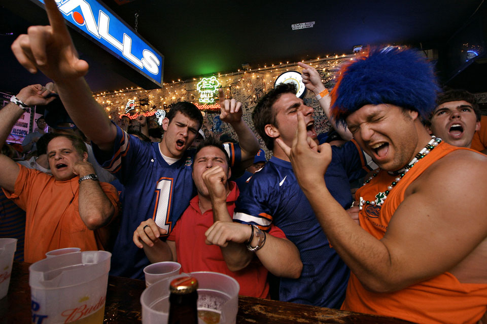 Image result for florida fans drinking