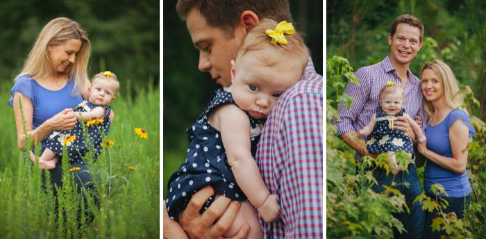 vriner family portrait session