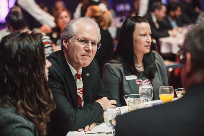 David Doctor, President of E4 Carolinas, CRVA Partners in Tourism Awards