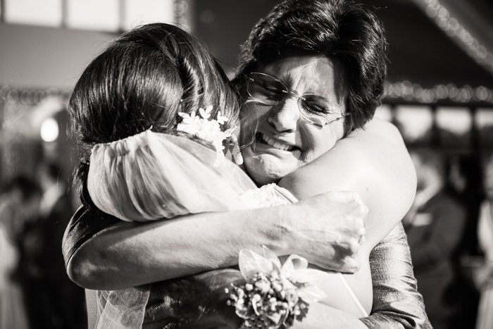 emotional wedding day, wedding photojournalism